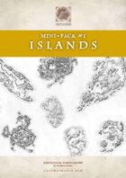Mini-Pack #01 - Islands