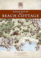Single Map #06 - The Beach Cottage