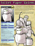 TP Golems (A Not-So-Friendly Enemy For Your RPG)