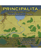 PRINCIPALITA: Kingdom Maps Volume 1-A