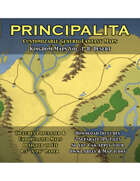 PRINCIPALITA: Kingdom Maps Volume 1-B