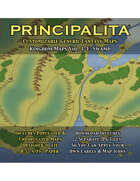 PRINCIPALITA: Kingdom Maps Volume 1-E