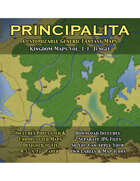 PRINCIPALITA: Kingdom Maps Volume 1-F