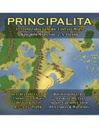 PRINCIPALITA: Kingdom Maps Volume 2-A
