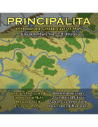 PRINCIPALITA: Kingdom Maps Volume 2-B