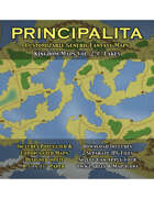 PRINCIPALITA: Kingdom Maps Volume 2-C