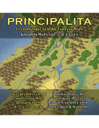 PRINCIPALITA: Kingdom Maps Volume 2-D