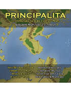 PRINCIPALITA: Kingdom Maps Volume 2-F
