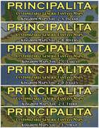 PRINCIPALITA Kingdom Maps Volume 2 [BUNDLE]