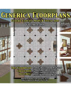 GENERICA Floorplans - Volume 1: Inn