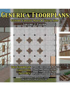 GENERICA Floorplans - Volume 2: Tavern