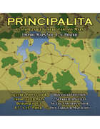 PRINCIPALITA: Empire Maps Volume 1-A