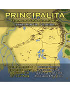 PRINCIPALITA: Empire Maps Volume 1-B