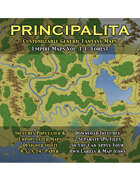 PRINCIPALITA: Empire Maps Volume 1-C