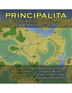 PRINCIPALITA: Empire Maps Volume 1-E