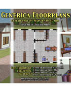 GENERICA Floorplans - Volume 4: Tailor Shop