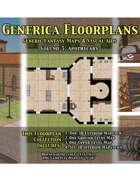 GENERICA Floorplans - Volume 5: Apothecary