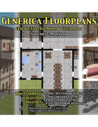 GENERICA Floorplans - Volume 7: Mansion