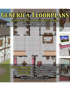 GENERICA Floorplans - Volume 9: Brothel