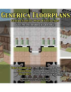 GENERICA Floorplans - Volume 10: Barracks • Lodge