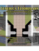 GENERICA Floorplans - Volume 11: Gatehouse