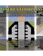 GENERICA Floorplans - Volume 12: Drawbridge