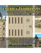GENERICA Floorplans - Volume 13: Church