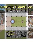 GENERICA Floorplans - Volume 14: Cloister