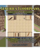 GENERICA Floorplans - Volume 16: Stables