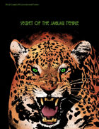 Secret of the Jaguar Temple -- for FATE