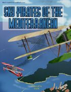 Sky Pirates of the Mediterranean (for Fate)