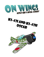 On Wings expansion 7 KI-43 Oscar