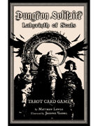 Dungeon Solitaire: Labyrinth of Souls - Complete Rulebook
