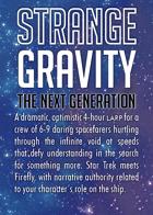 Strange Gravity: The Next Generation [BUNDLE]