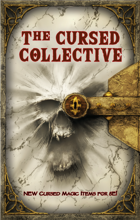 The Cursed Collective Book