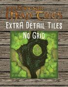 Jon Hodgson Map Tiles - Extra Detail Tiles No Grid