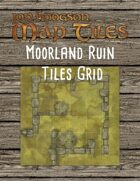 Moorland Ruin Tiles with Grid