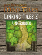 Jon Hodgson Map Tiles - Linking Tiles Set 2 Without Grid