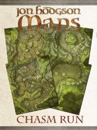Jon Hodgson Maps - Chasm Run