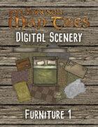 Jon Hodgson Maps - Furniture 1