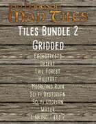 Jon Hodgson Map Tiles Wave 2 Gridded Bundle [BUNDLE]