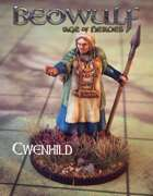 BEOWULF: Age of Heroes Digital Miniatures Cwenhild
