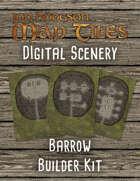 Jon Hodgson Maps - Barrow Builder Kit