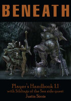 Beneath, Player's Handbook 1.1