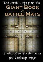 The Giant Book of Battle Mats Digital Map Bundle [BUNDLE]
