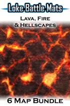 Lava, Fire & Hellscapes [BUNDLE]