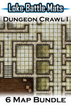 Dungeon crawl #1 [BUNDLE]