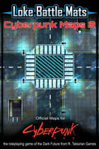 Cyberpunk Maps 2 [BUNDLE]