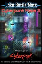 Cyberpunk Maps 3 [BUNDLE]