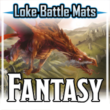Fantasy Battle Maps